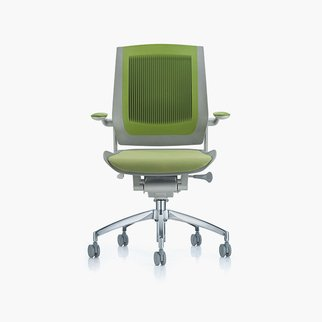 Bodyflex mobile task chair available in various colors