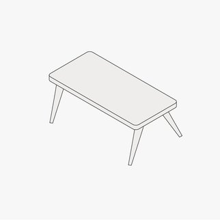 Drawing of Osprey table