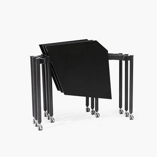 Tall Kite nesting tables from Muzo
