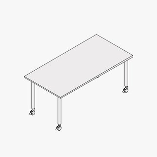 Drawing of Versatilis table