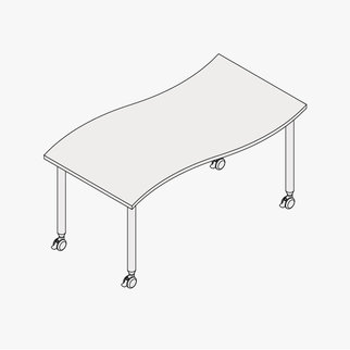 Wave Table from Muzo
