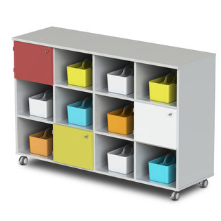 Muzo's Stash Cubby with Stashbox storage