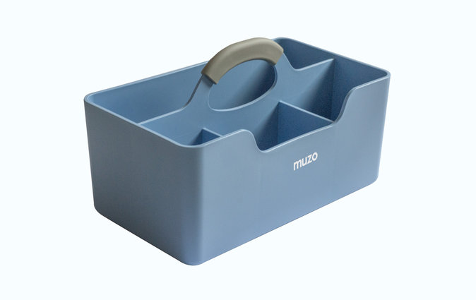 Stashbox storage tool box in blue