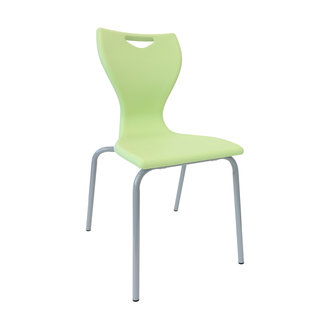 The MBob chair in apple orchard green