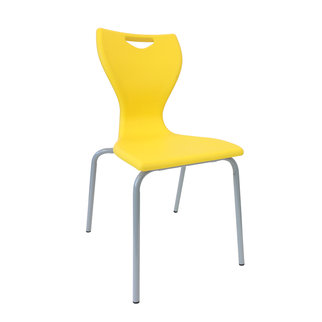 The MBob chair in banana yellow