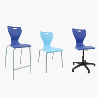 The MBob chair series