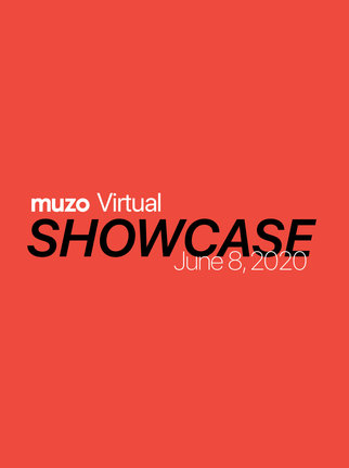 The Muzo Virtual Showcase 2020