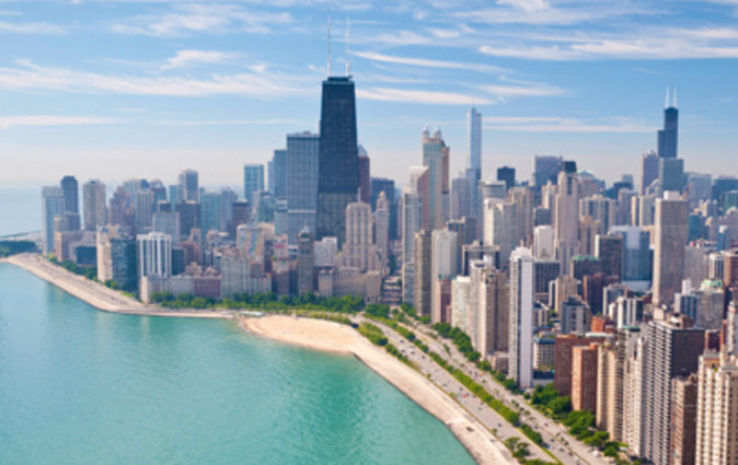 Chicago - the home of the Muzo showroom