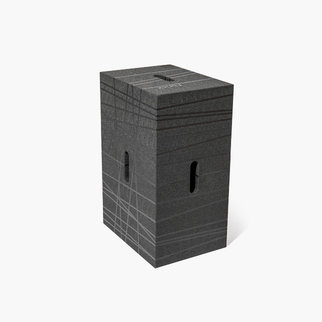 A black Xbrick multifunctional module