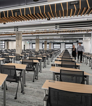 Muzo Kite tables at Melbourne University